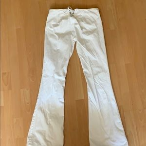 Vintage Juicy couture white jeans